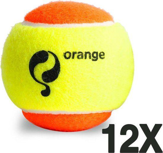 Q Tennis Oranje Geel
